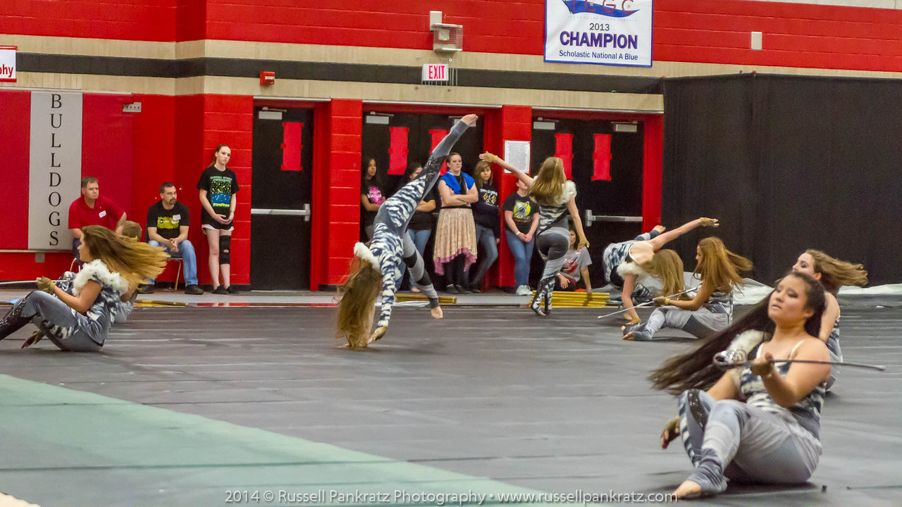 20140301 Bowie Indoor Festival - Open Guard-0427