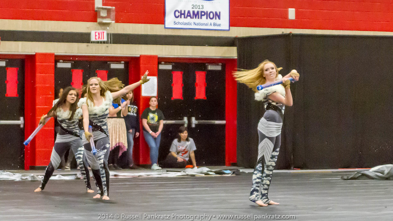 20140301 Bowie Indoor Festival - Open Guard-0619