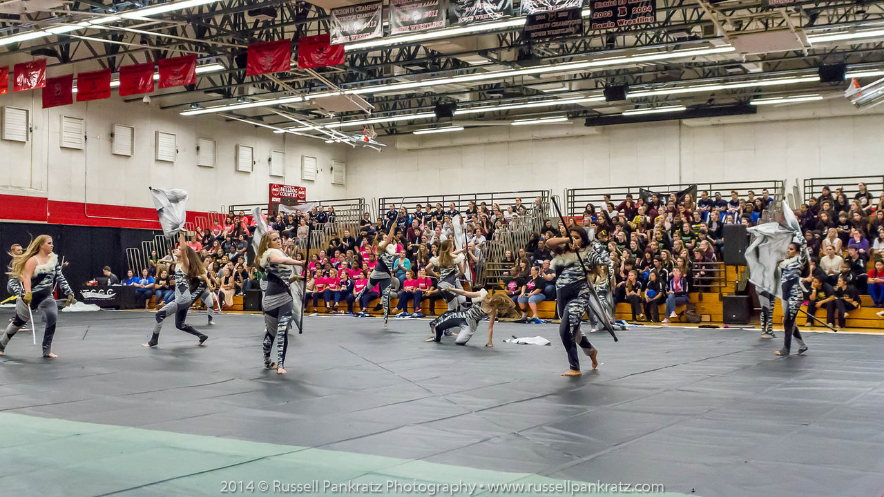 20140301 Bowie Indoor Festival - Open Guard-0482