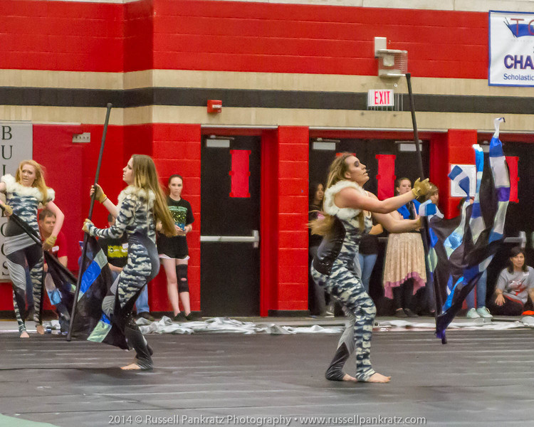 20140301 Bowie Indoor Festival - Open Guard-0672