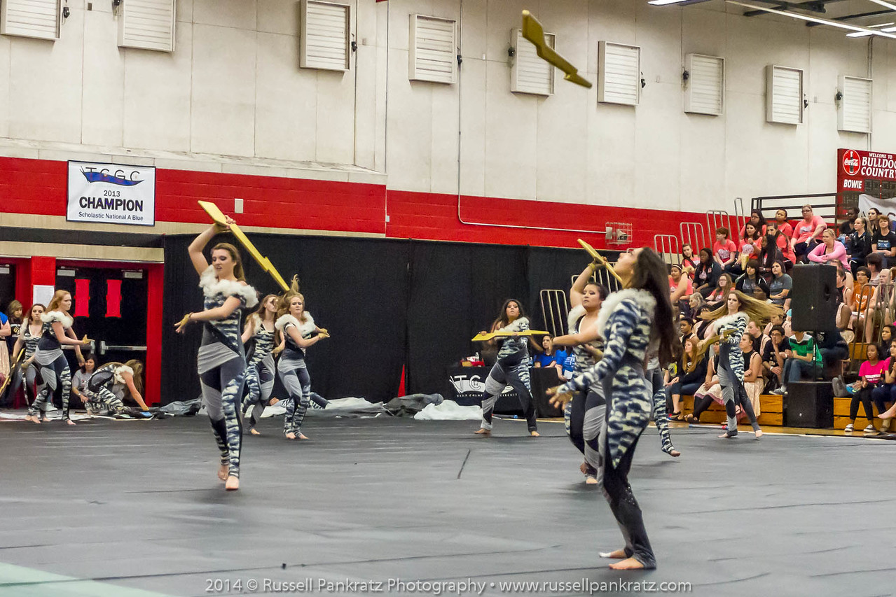 20140301 Bowie Indoor Festival - Open Guard-0522