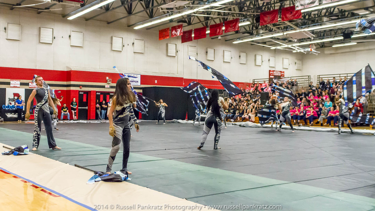 20140301 Bowie Indoor Festival - Open Guard-0712