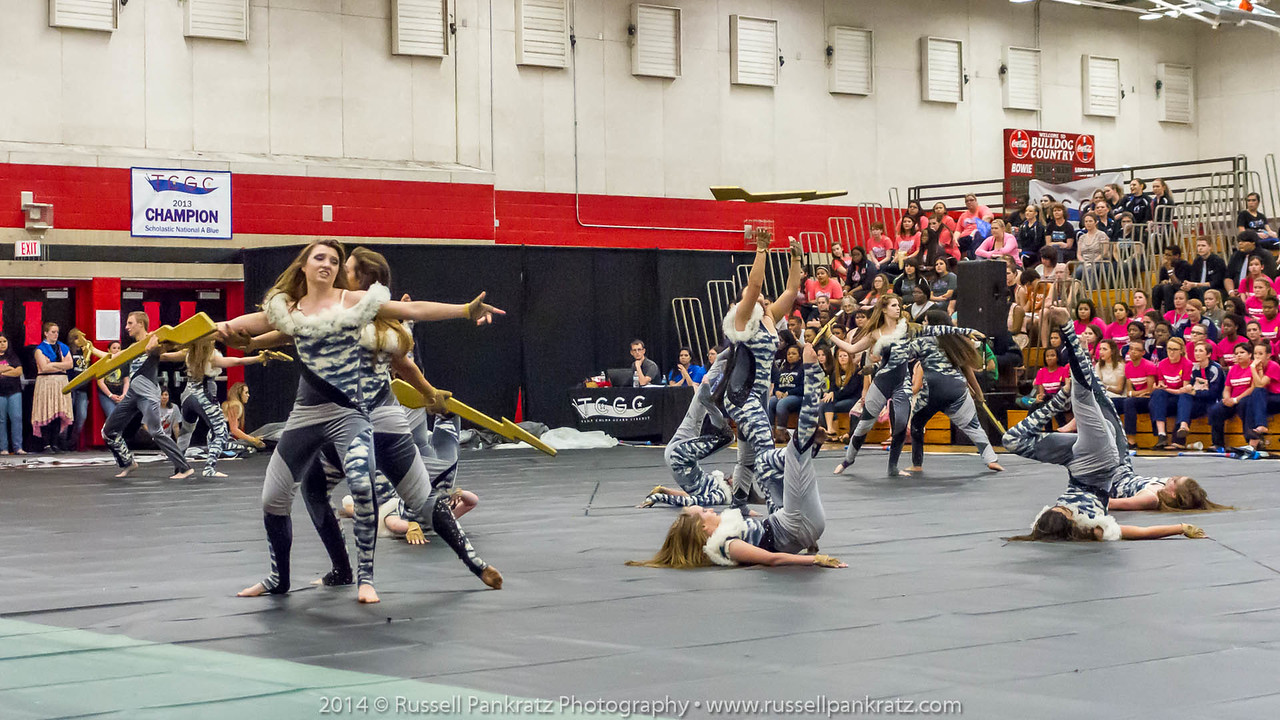 20140301 Bowie Indoor Festival - Open Guard-0568