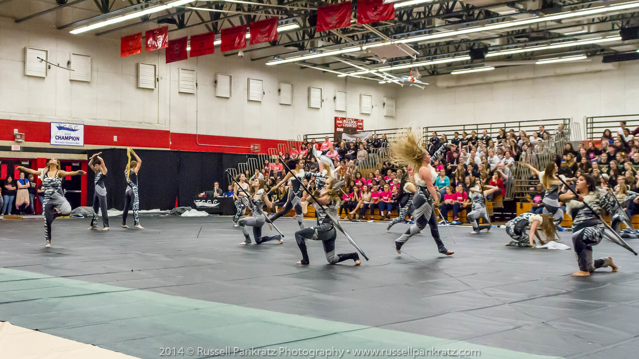 20140301 Bowie Indoor Festival - Open Guard-0484