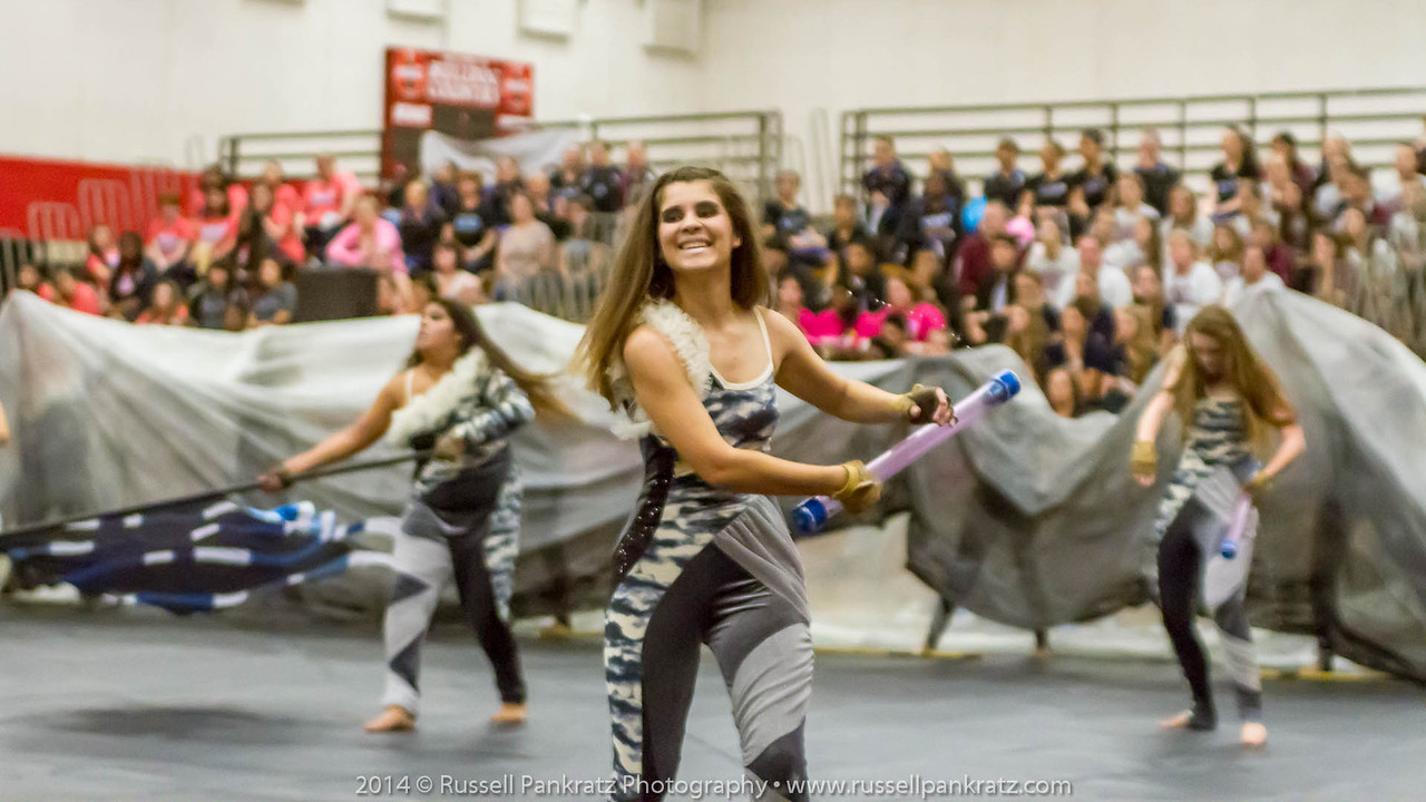 20140301 Bowie Indoor Festival - Open Guard-0634