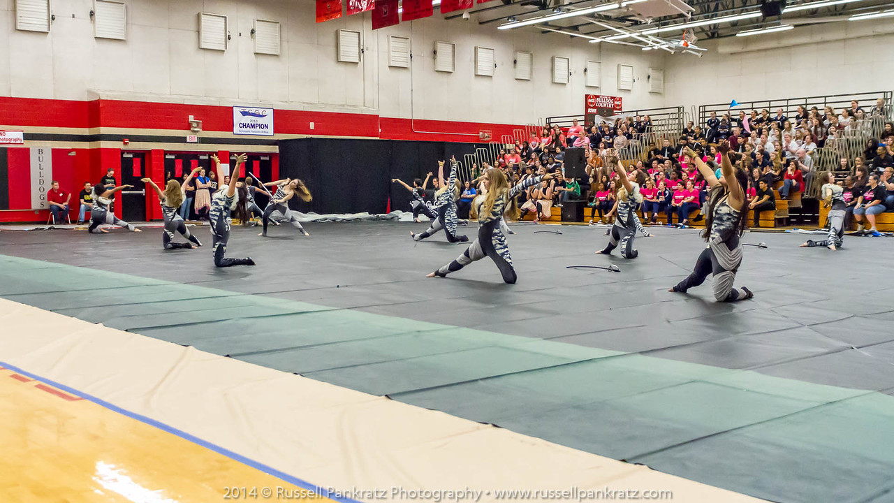 20140301 Bowie Indoor Festival - Open Guard-0378
