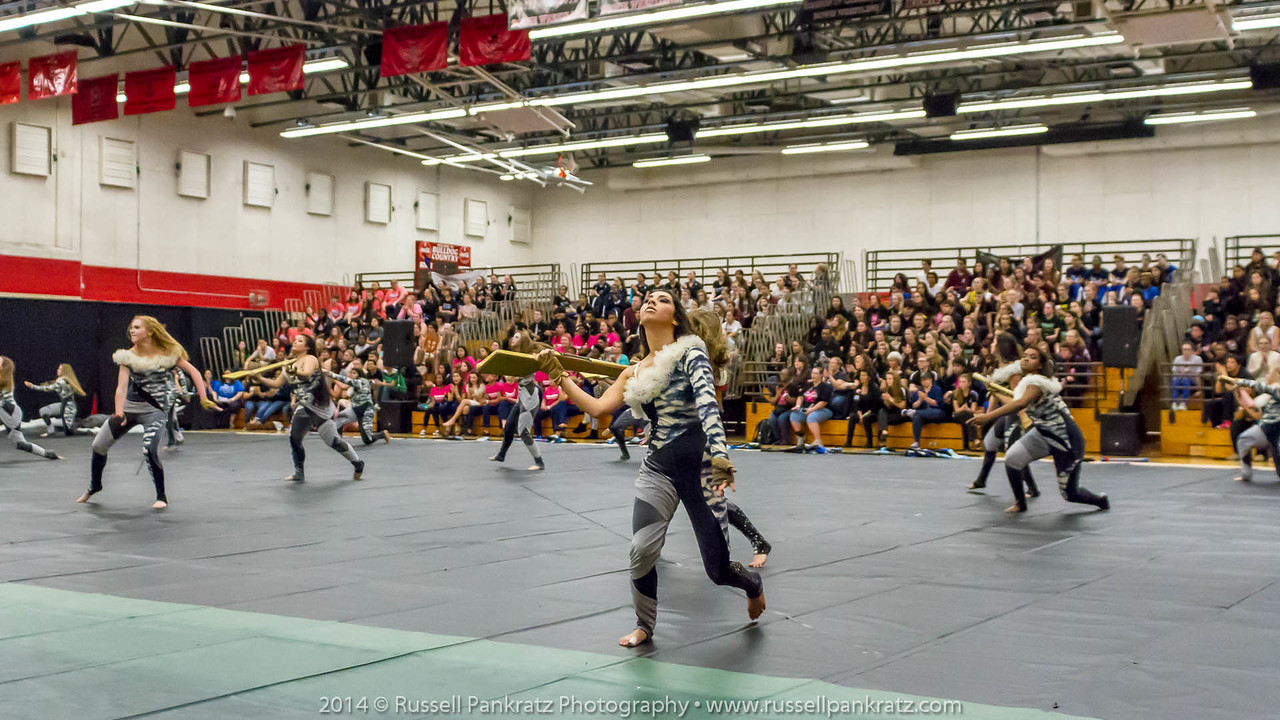 20140301 Bowie Indoor Festival - Open Guard-0550