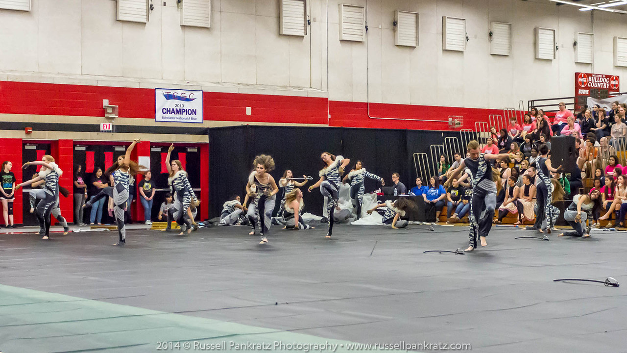 20140301 Bowie Indoor Festival - Open Guard-0351