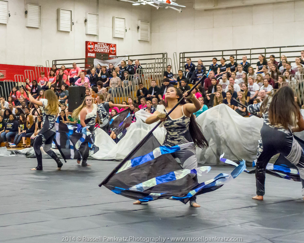 20140301 Bowie Indoor Festival - Open Guard-0662