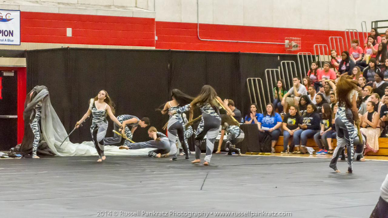 20140301 Bowie Indoor Festival - Open Guard-0588