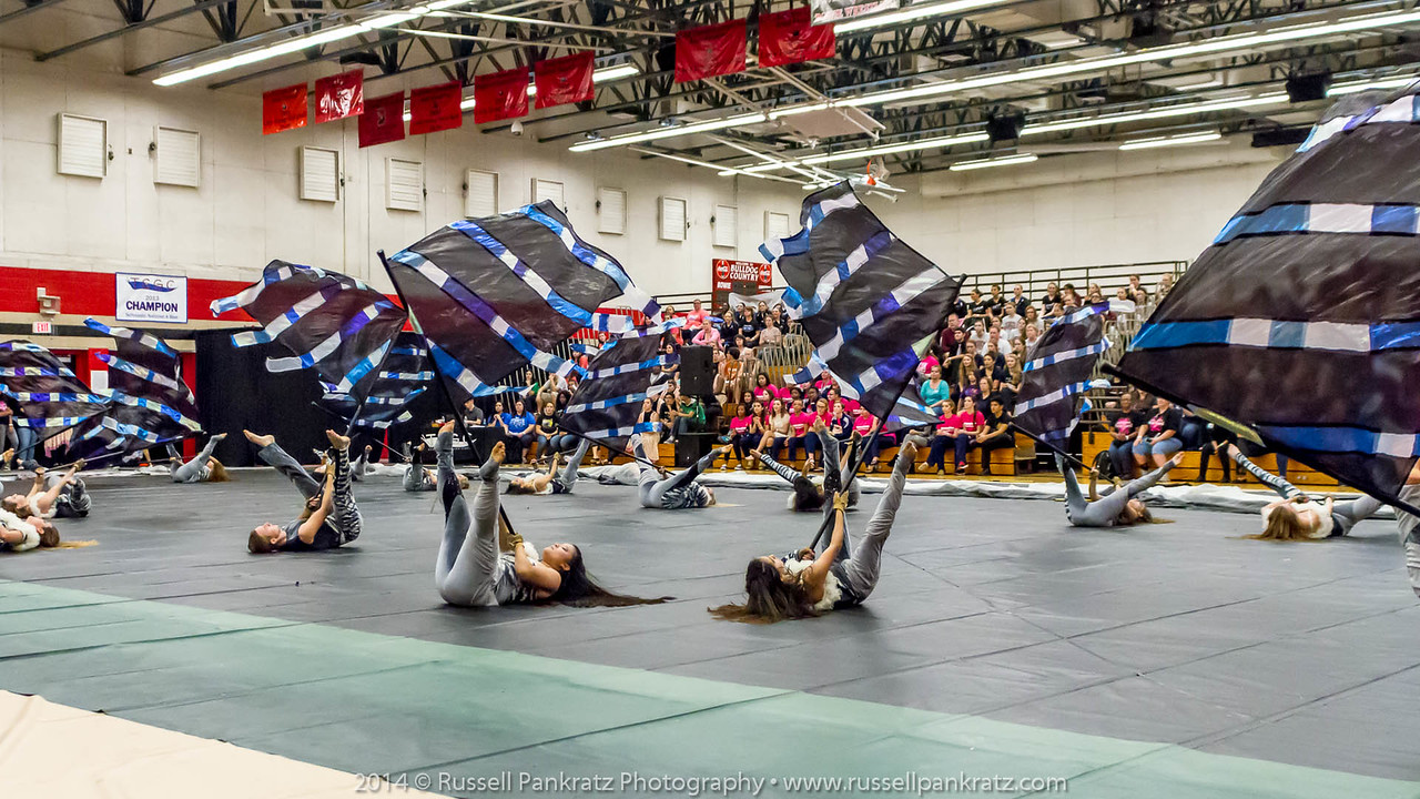 20140301 Bowie Indoor Festival - Open Guard-0686