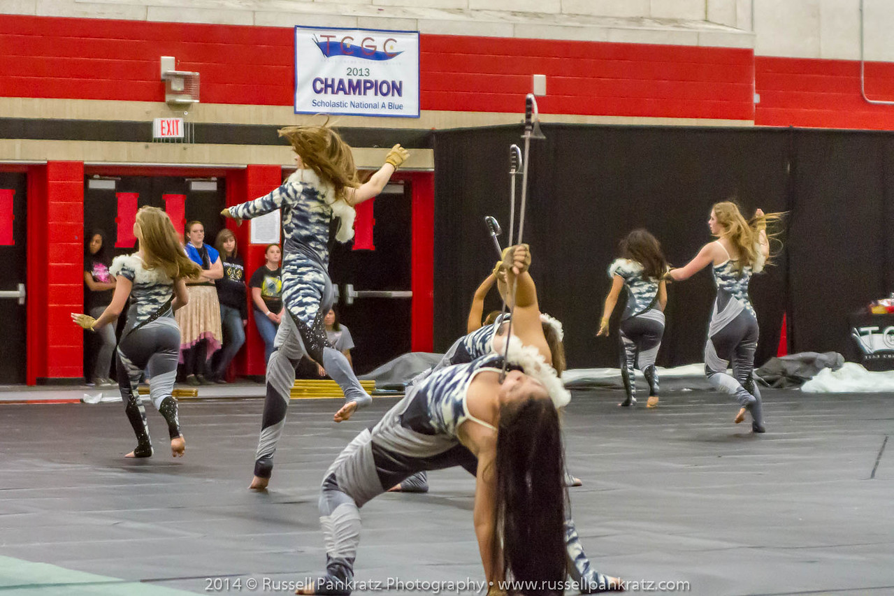 20140301 Bowie Indoor Festival - Open Guard-0422