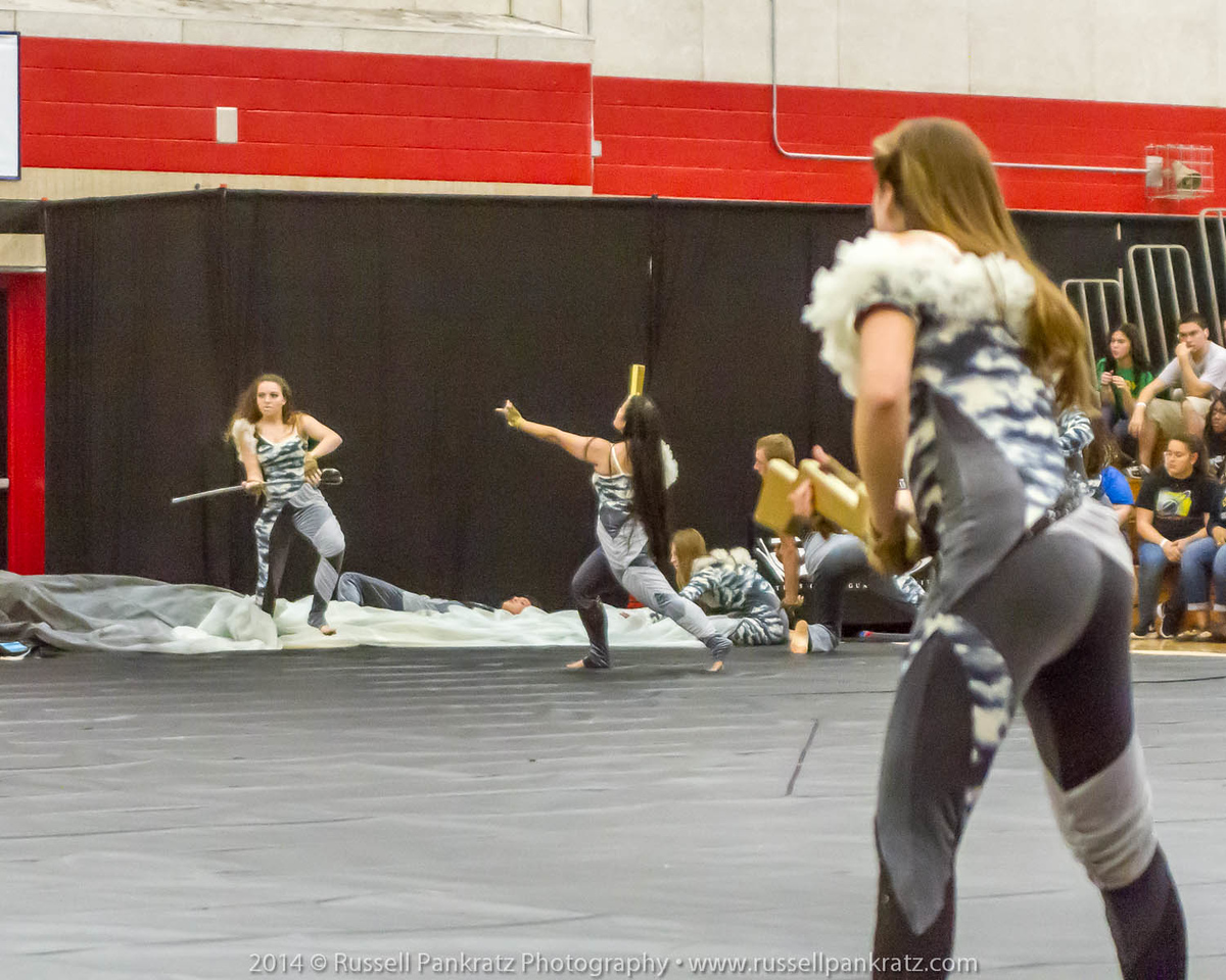 20140301 Bowie Indoor Festival - Open Guard-0584