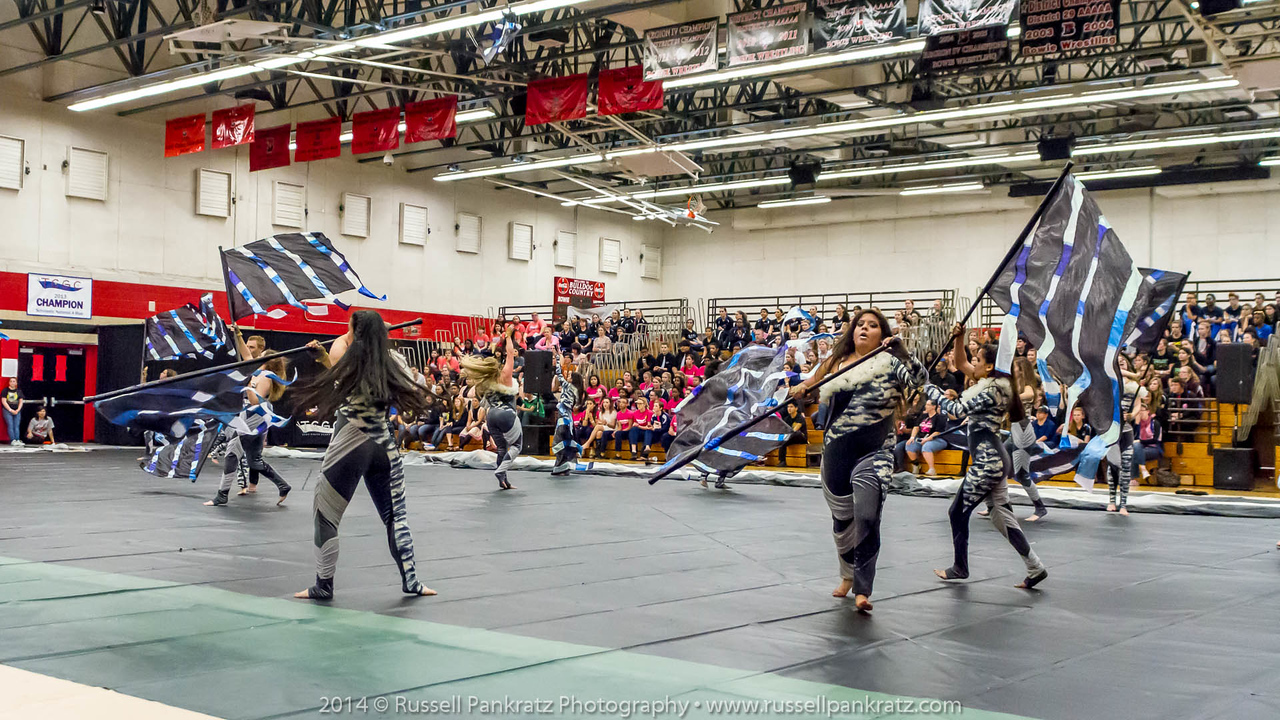 20140301 Bowie Indoor Festival - Open Guard-0676