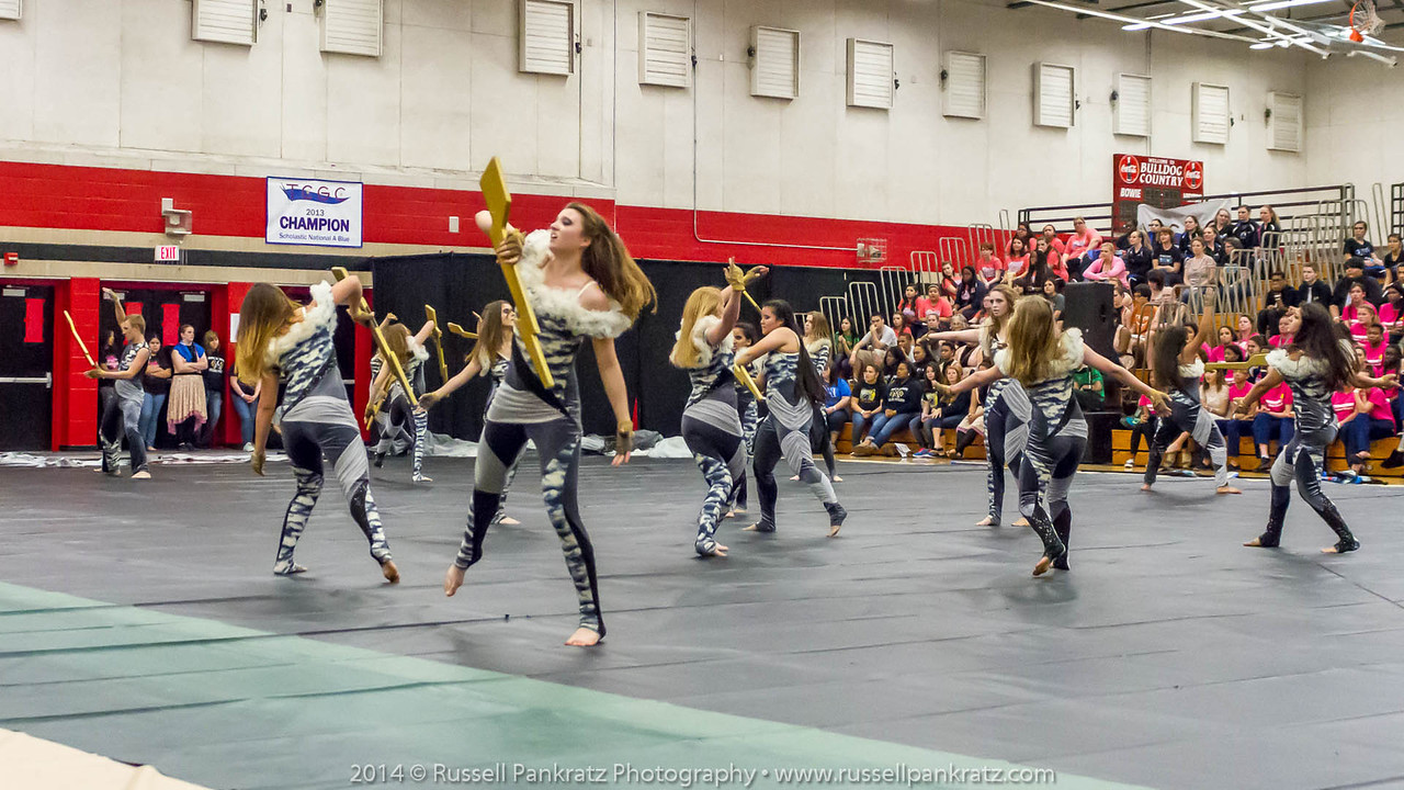 20140301 Bowie Indoor Festival - Open Guard-0562