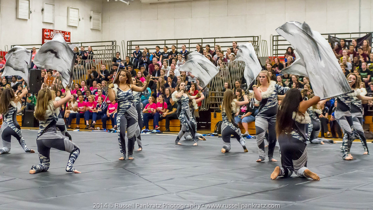 20140301 Bowie Indoor Festival - Open Guard-0488