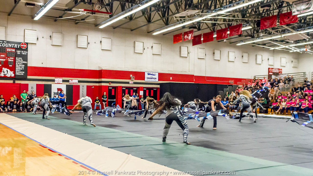 20140301 Bowie Indoor Festival - Open Guard-0698
