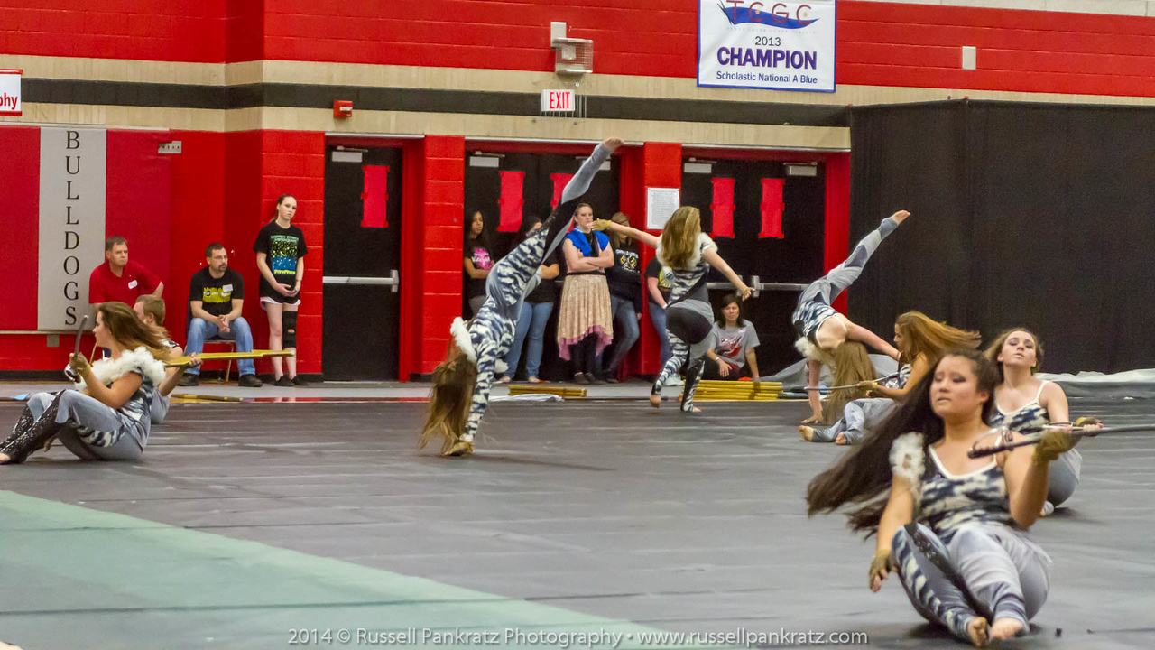 20140301 Bowie Indoor Festival - Open Guard-0426
