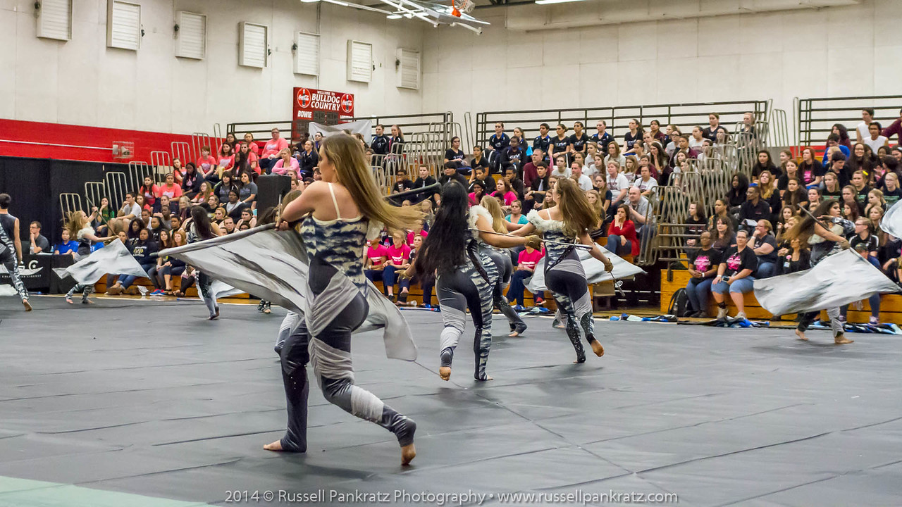20140301 Bowie Indoor Festival - Open Guard-0438