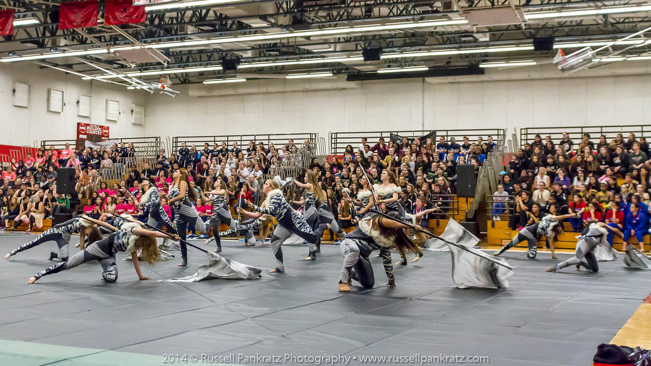 20140301 Bowie Indoor Festival - Open Guard-0495