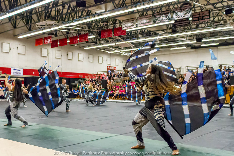 20140301 Bowie Indoor Festival - Open Guard-0680