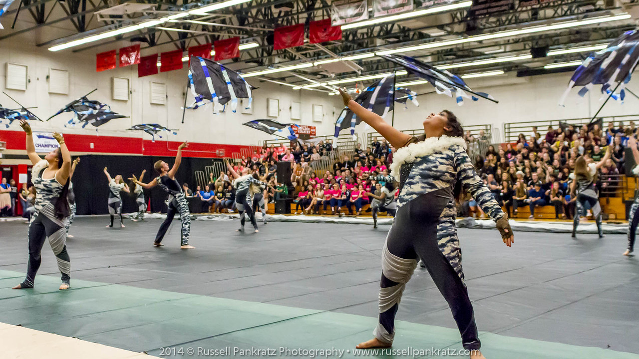 20140301 Bowie Indoor Festival - Open Guard-0682