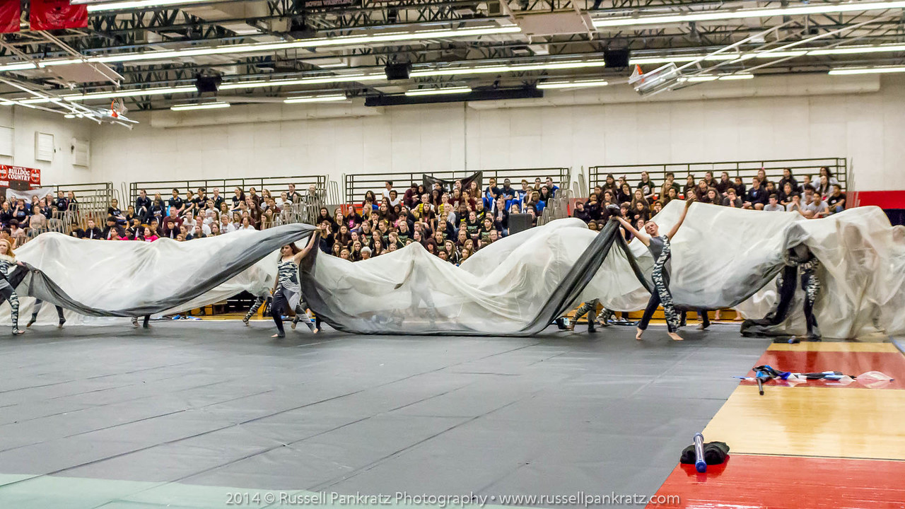 20140301 Bowie Indoor Festival - Open Guard-0732