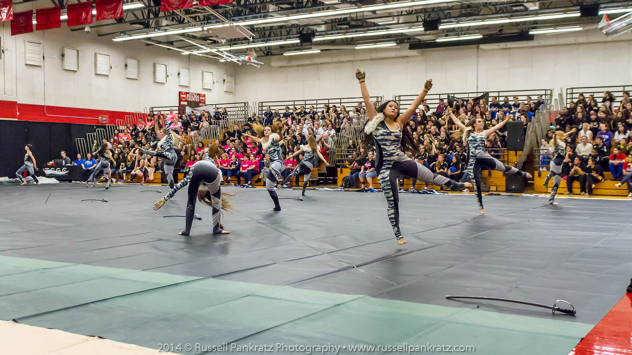 20140301 Bowie Indoor Festival - Open Guard-0373