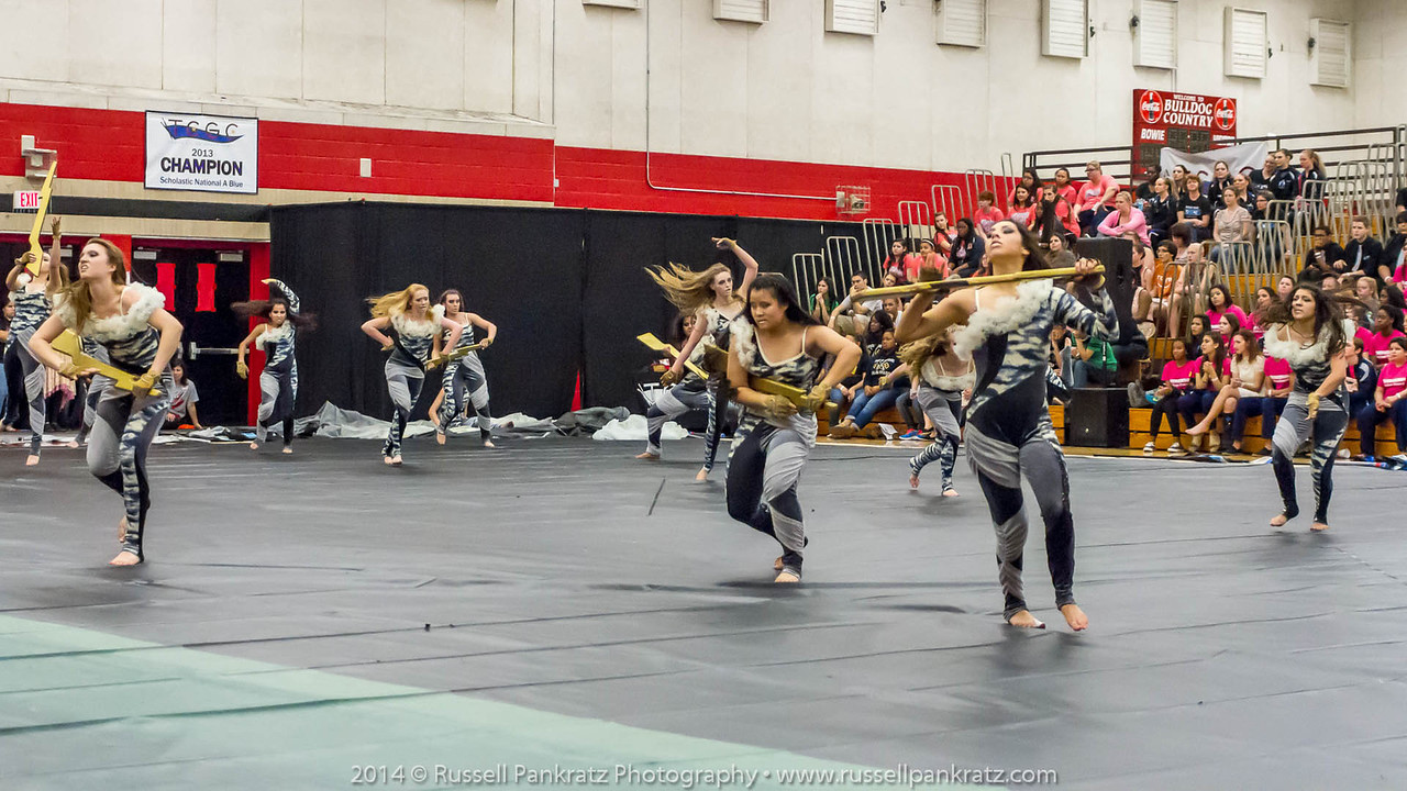 20140301 Bowie Indoor Festival - Open Guard-0527