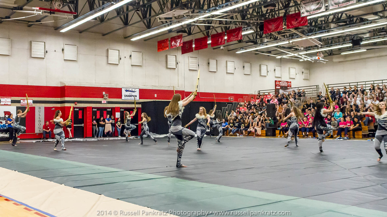 20140301 Bowie Indoor Festival - Open Guard-0534