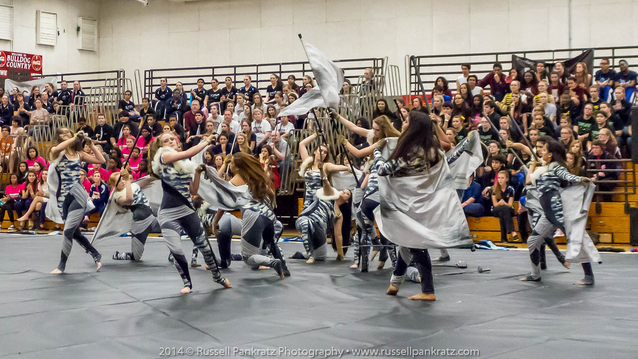20140301 Bowie Indoor Festival - Open Guard-0498