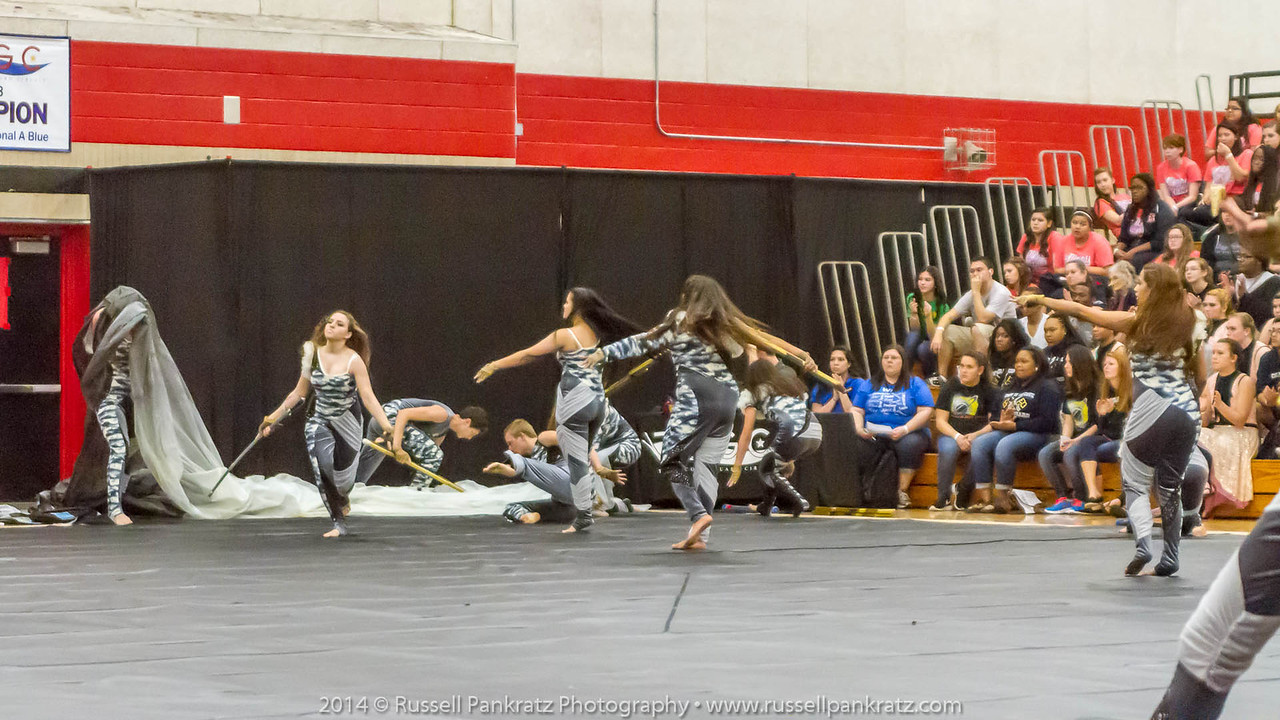 20140301 Bowie Indoor Festival - Open Guard-0587