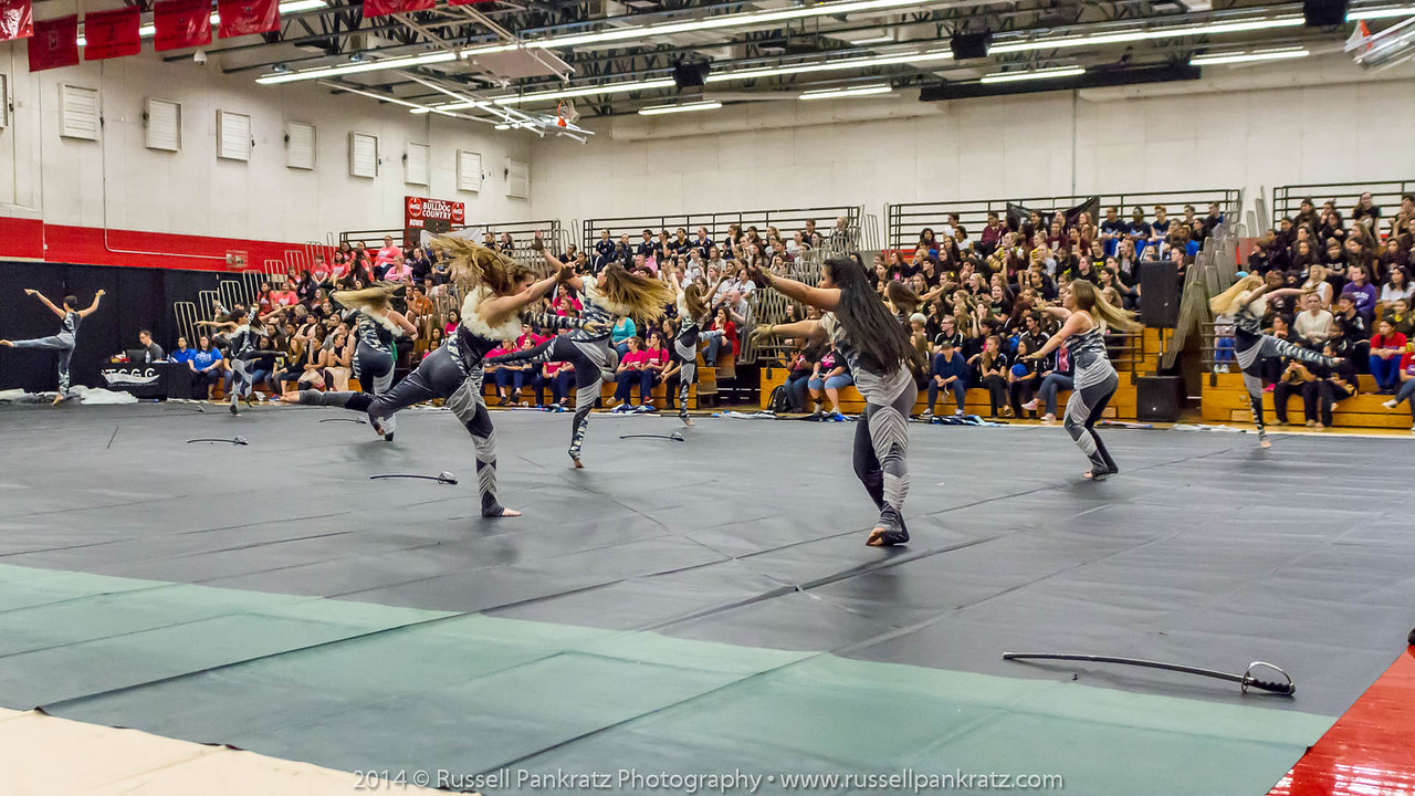 20140301 Bowie Indoor Festival - Open Guard-0371