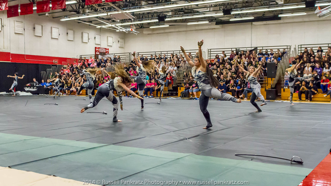 20140301 Bowie Indoor Festival - Open Guard-0372
