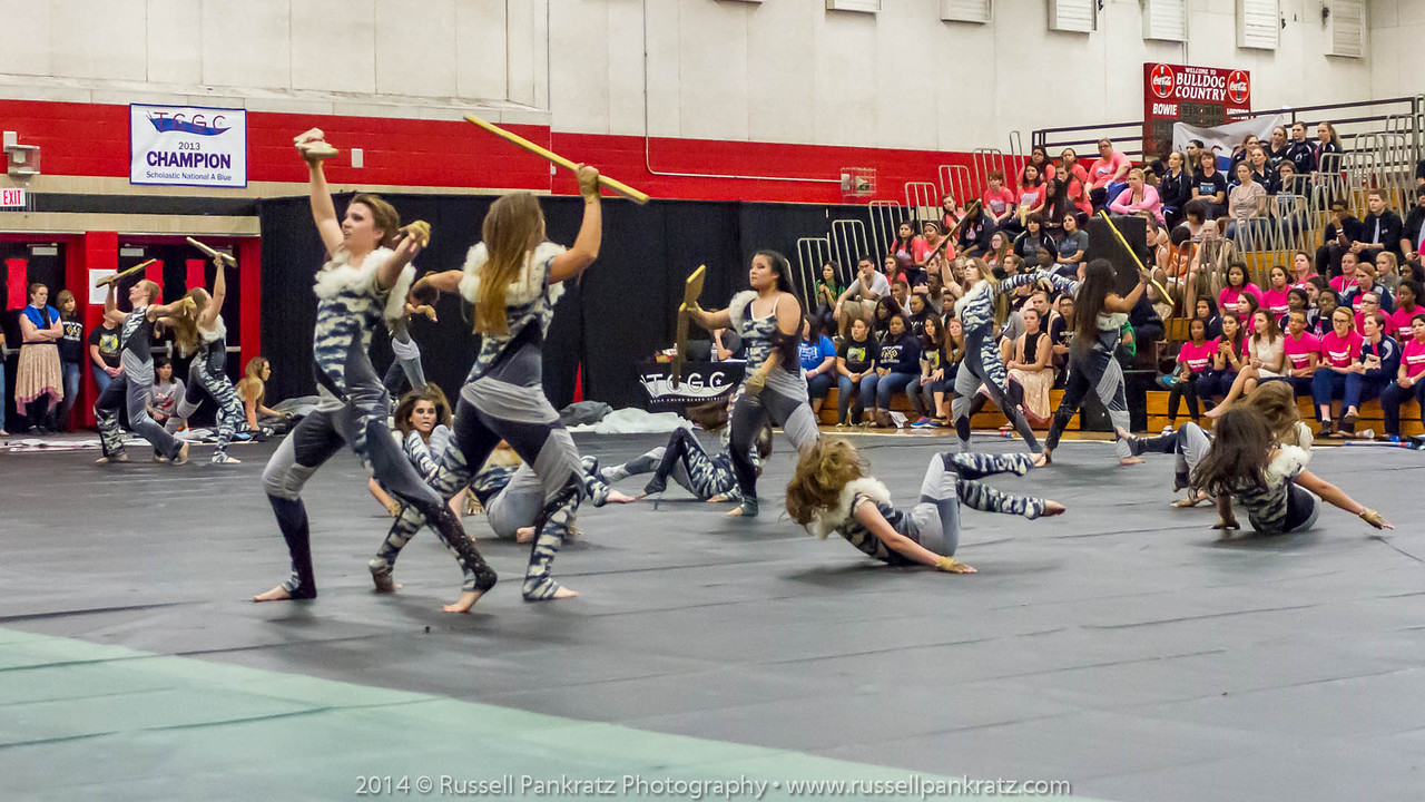 20140301 Bowie Indoor Festival - Open Guard-0566