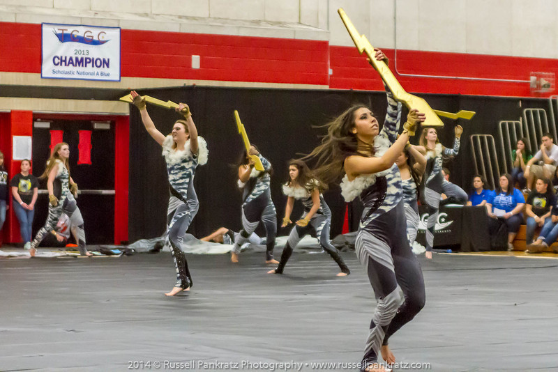 20140301 Bowie Indoor Festival - Open Guard-0519