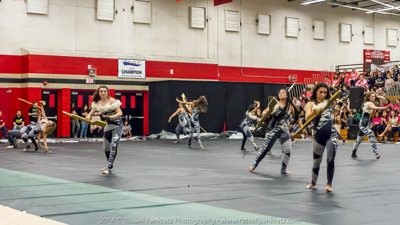 20140301 Bowie Indoor Festival - Open Guard-0532