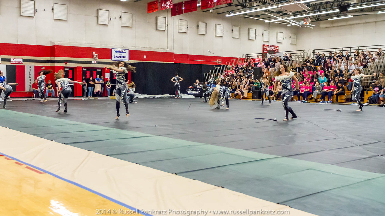 20140301 Bowie Indoor Festival - Open Guard-0381