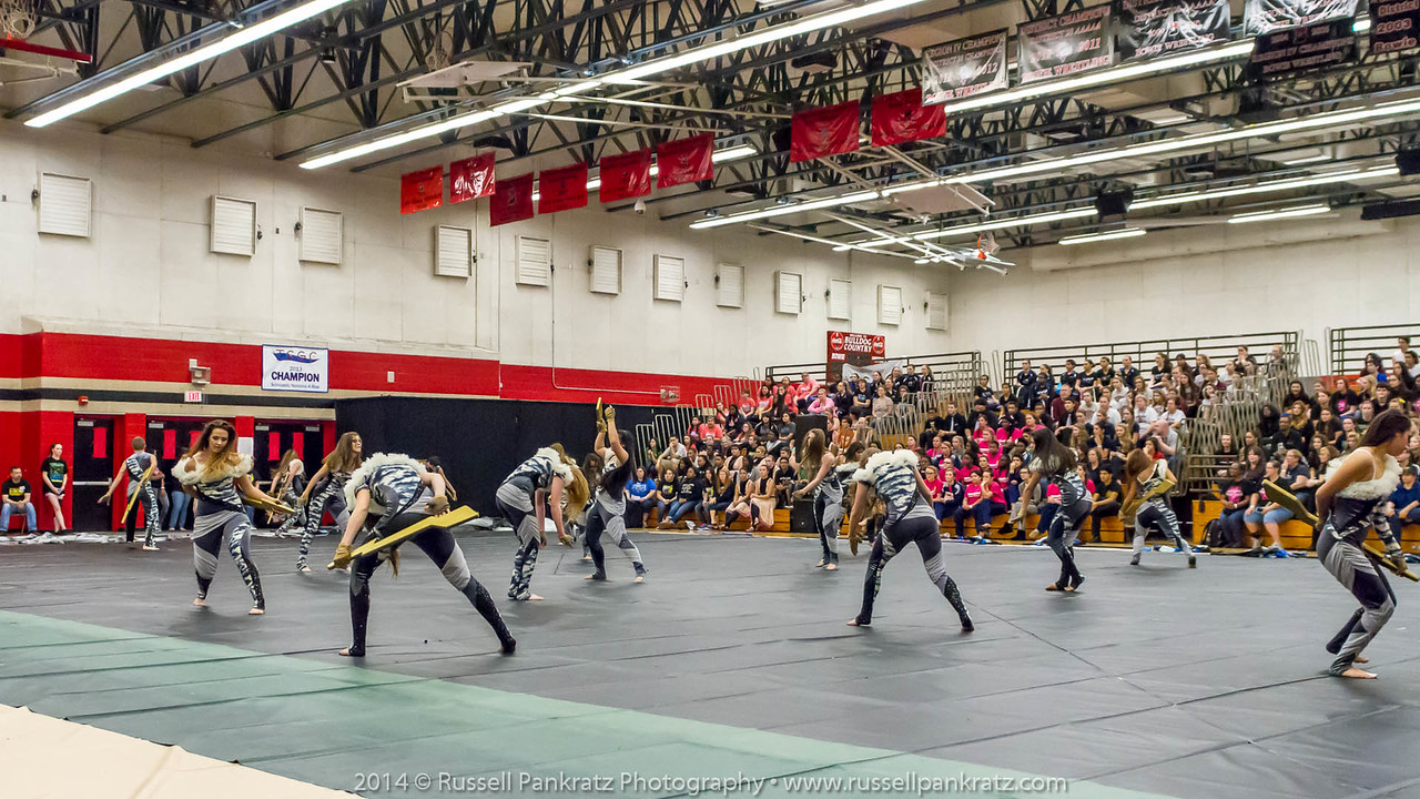 20140301 Bowie Indoor Festival - Open Guard-0560