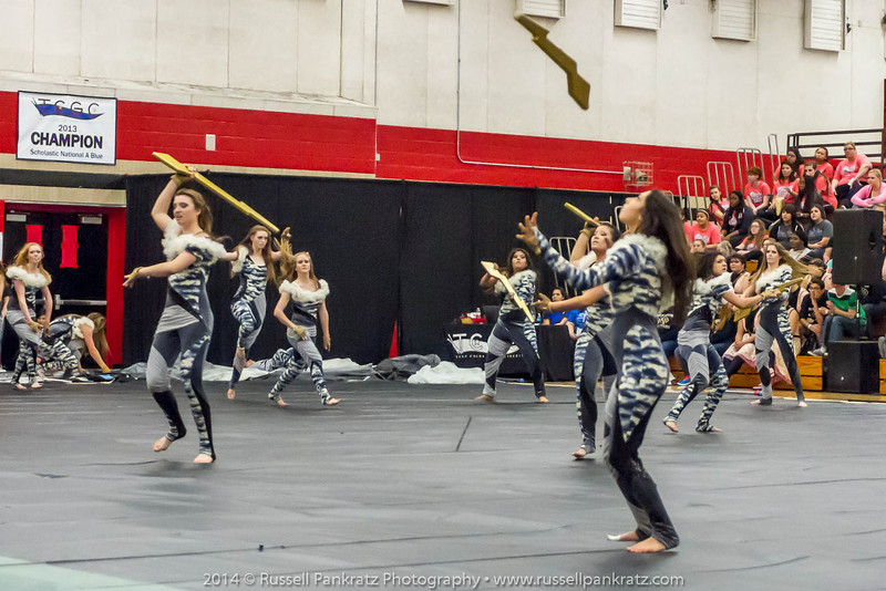 20140301 Bowie Indoor Festival - Open Guard-0523
