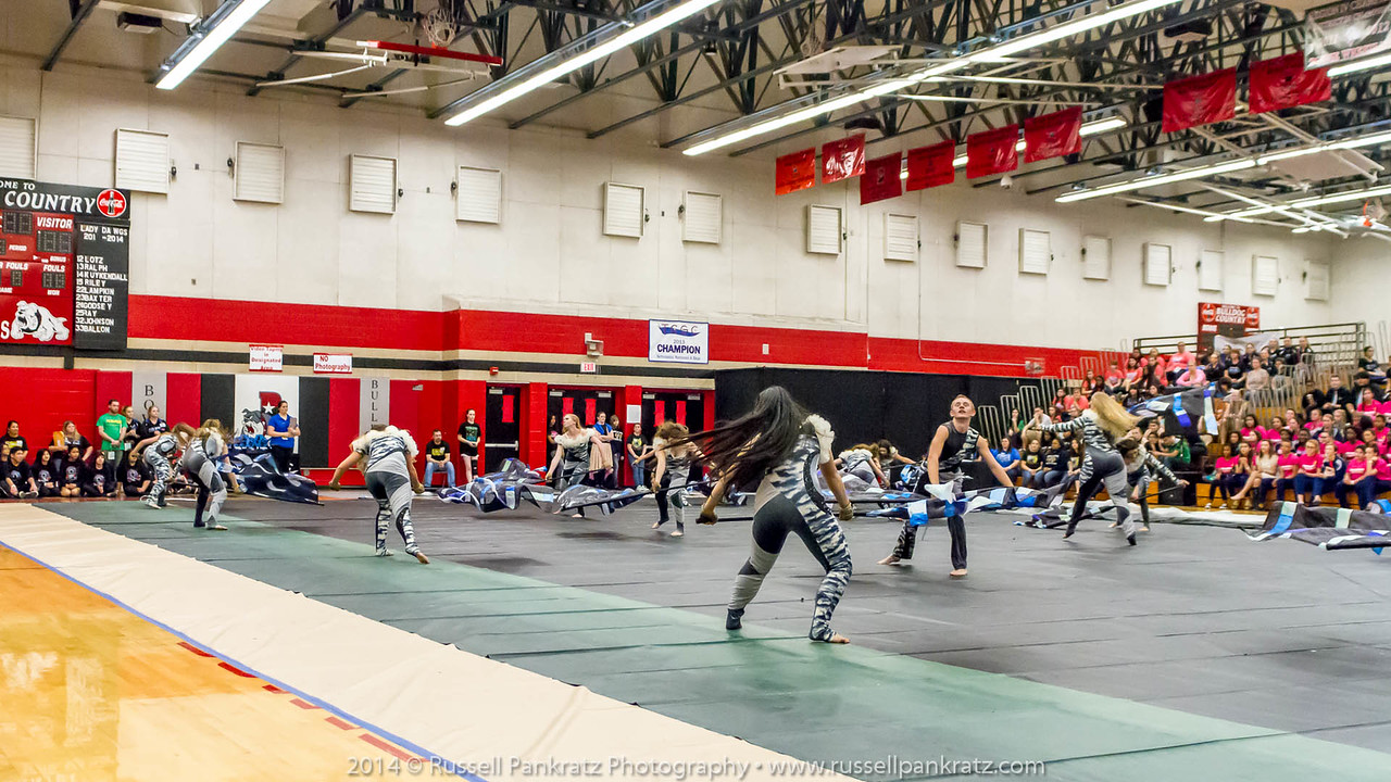 20140301 Bowie Indoor Festival - Open Guard-0697