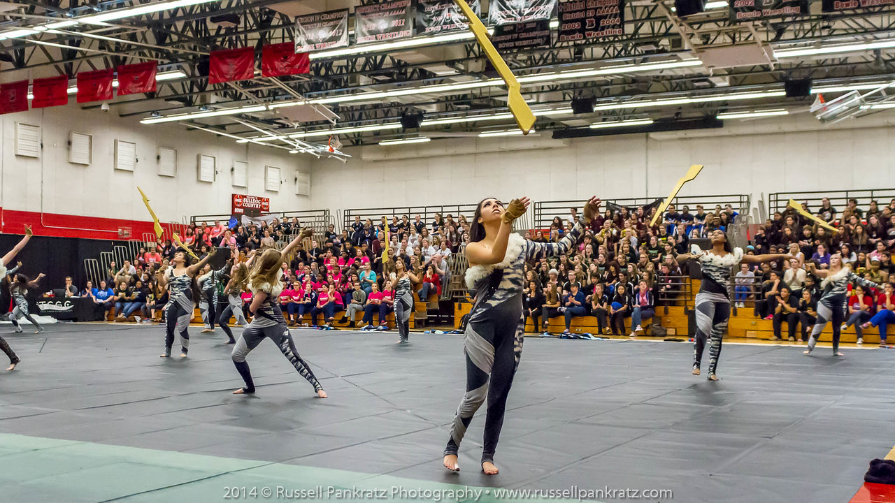20140301 Bowie Indoor Festival - Open Guard-0554