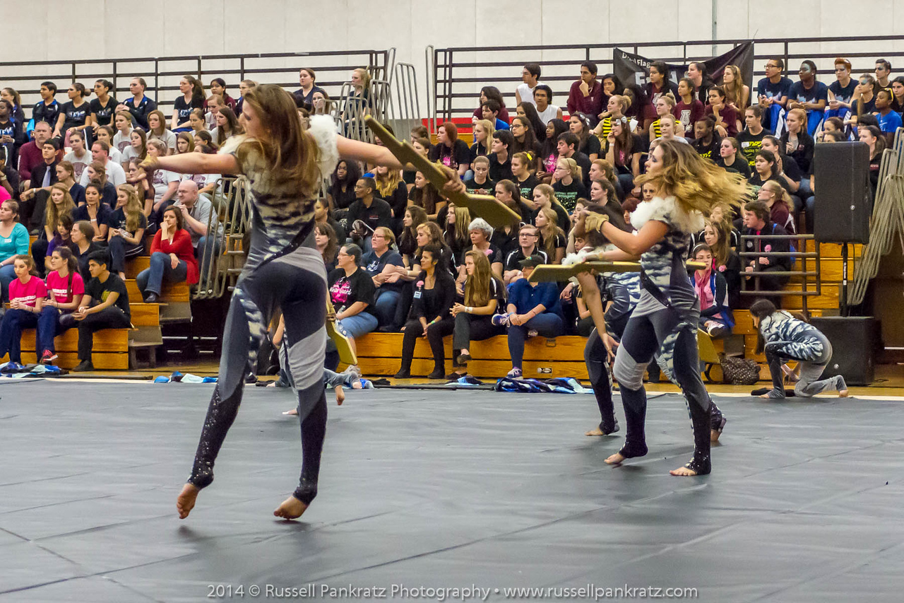 20140301 Bowie Indoor Festival - Open Guard-0589