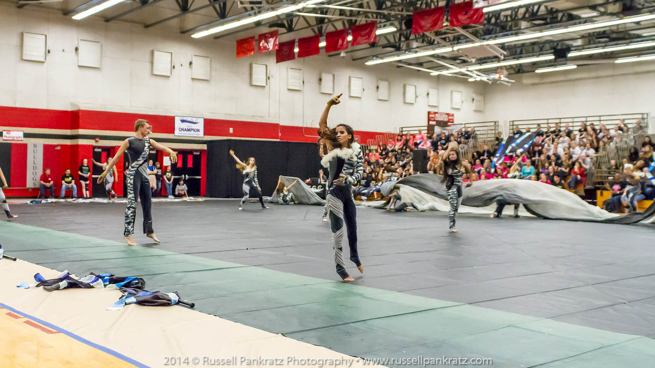 20140301 Bowie Indoor Festival - Open Guard-0719