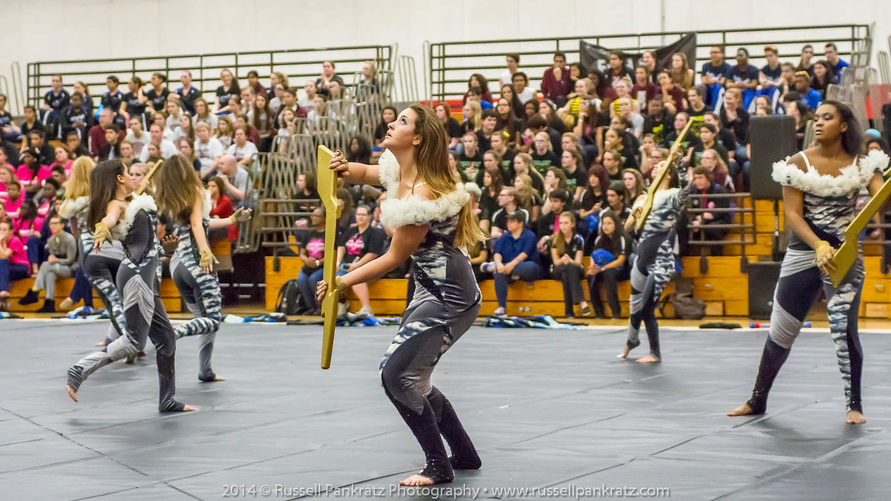 20140301 Bowie Indoor Festival - Open Guard-0571