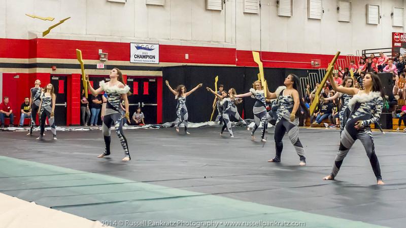 20140301 Bowie Indoor Festival - Open Guard-0528