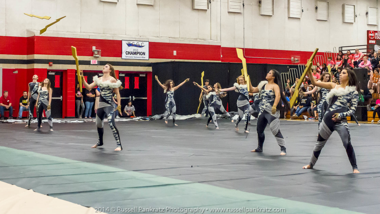 20140301 Bowie Indoor Festival - Open Guard-0528