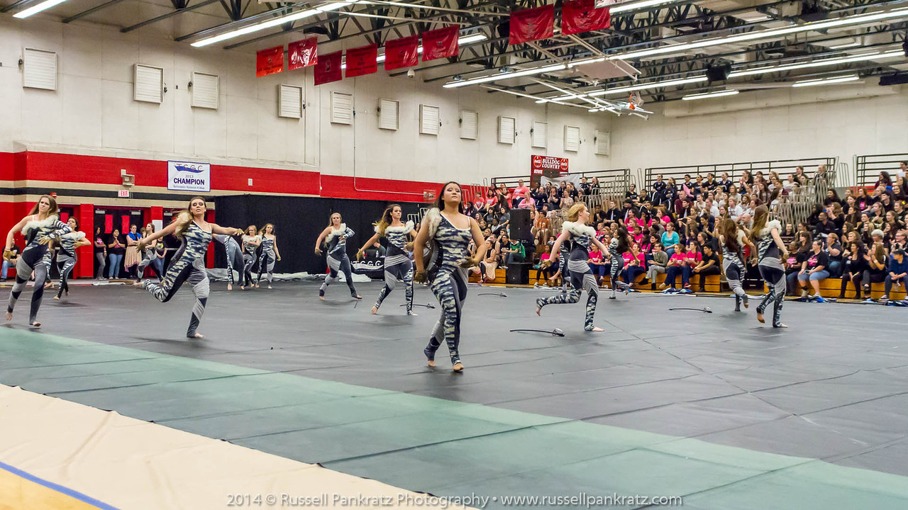 20140301 Bowie Indoor Festival - Open Guard-0367