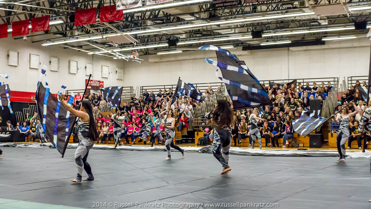 20140301 Bowie Indoor Festival - Open Guard-0674