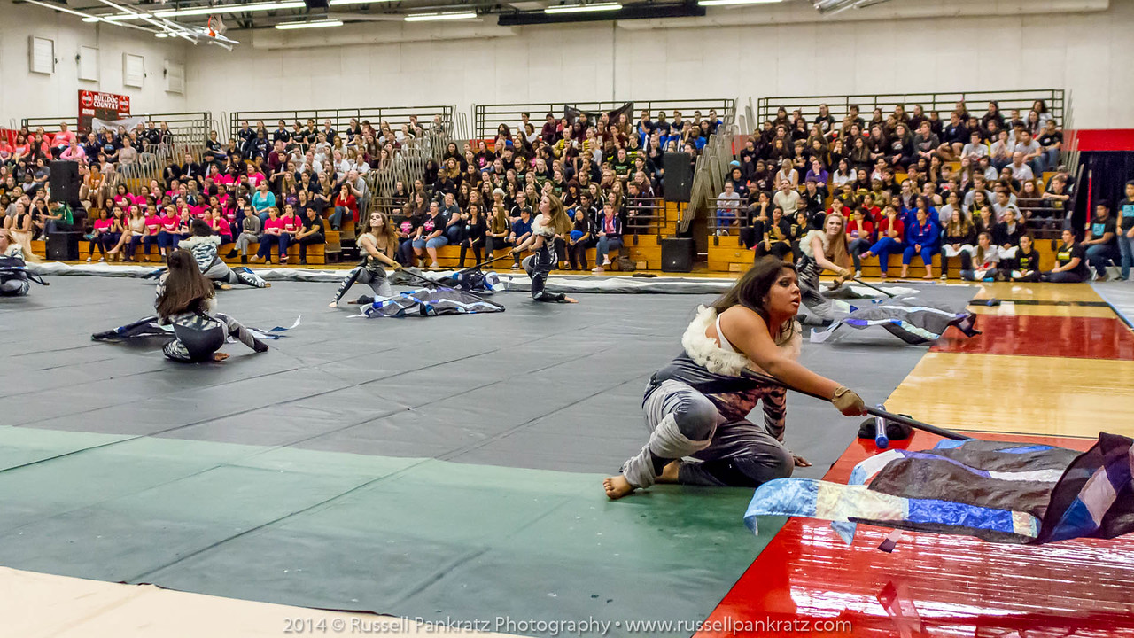 20140301 Bowie Indoor Festival - Open Guard-0692